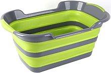 MWYS Folding Bath Tub Big Capacity Tubs Bath