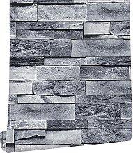 MXFFW Waterproof Wall Sticker Faux Brick, Living