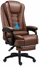 MXSXO Desk Chairs Executive Swivel Computer Chair