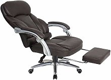MXSXO Desk Chairs Office Chair Swivel Executive