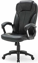 MXSXO Desk Chairs Office Executive Swivel Chair