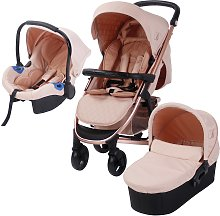 My Babiie Billie Faiers MB200 Travel System - R