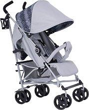 My Babiie Sam Faiers MB02 Snake Stroller - Platinum