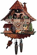My German Store Traditional Cuckoo Clock Black