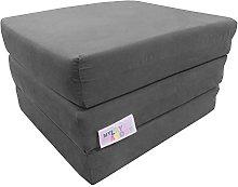 My Layabout Adult Z Bed Memory Foam Fold