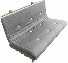 My Layabout Solid memory Foam Futon Mattress |