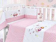 My Little World Beep Beep Car Polka Dot Baby Bale