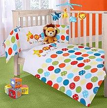 My Little World Nursery 2pce Best Friends Jungle