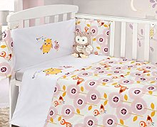 My Little World Nursery Pink Owl Tweety Bird Baby