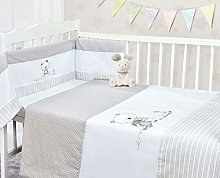 My Little World Nursery Sweet Dreams Teddy Polka