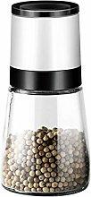 My Salt and pepper grinder pulverizer Transparent