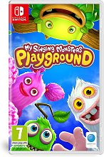 My Singing Monsters Playground Switch Game