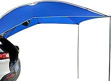 MYBOON Car Trunk Tent Sunshade with Bracket