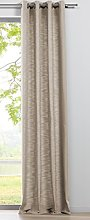 mydeco 65671 Linen Curtain with eyelet Balance,