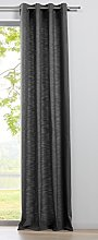 mydeco 65674 Linen Curtain with eyelet Balance,