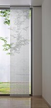 mydeco Panel Curtain, White