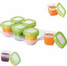 Mydio Baby Food Freezer Cube Trays,Baby Weaning