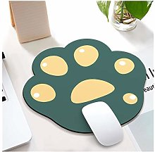 mygzq Cat Paws Mouse pad Cute Mouse Pad Cat Pow