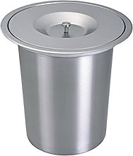 MYHJ 8L Tainless Steel Recessed Dustbin