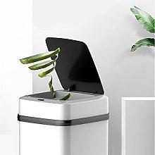 MYHJ Smart Sensor Trash Can Home Kitchen Bathroom