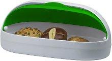 MyHome Helu Bread Bin, Red green