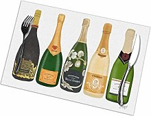 Myhou Table Mats Set of 6 Dining Table Place Mats