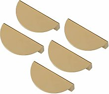 MYJBDLFY Semicircle Cabinet Handles, Drawer
