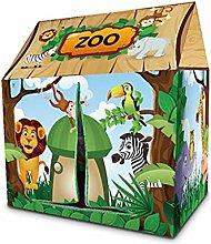 MYJZY Boys & Girls Play Tent,Ndoor & Outdoor Kids
