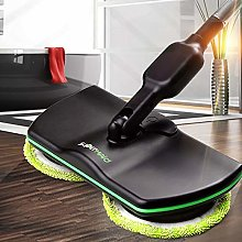 MYJZY Cordless electric Spin Mop,Floor