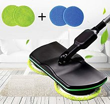 MYJZY Cordless Electric Spin Mop,Household