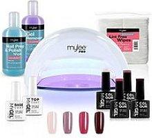 Mylee Mylee Led Lamp Kit (White) - Gel Nail Polish