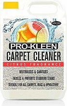 Mylek Citrus 5 litres Carpet & Upholstery Shampoo