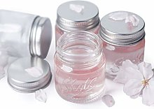 MyMealivos Mini Mason Shot Glasses with Lids For