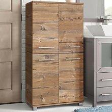 Myra 60 x 117cm Free Standing Cabinet Zipcode