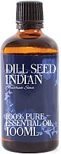 Mystic Moments | Dill Seed Indian Essential Oil -