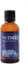 Mystic Moments | Nutmeg Essential Oil - 50ml -