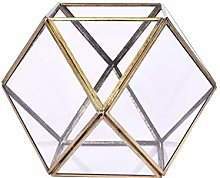 MytriDesigns Recycled Metal Golden Colored