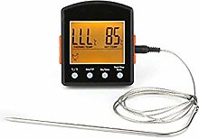 MYXMY Wireless Meat Thermometer, Bluetooth Digital