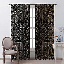 MZCYL Curtains Super Soft Window Treartment
