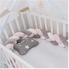MZSC Cotton Bed Sleep Bumper Baby Bed Bumper