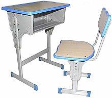 MZXUN Kid's Study Desk Chair Set Childrens