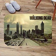 N/A 3d printed indoor door mat The Walk Dead