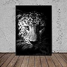 N/A 3D Printing Canvas Painting Black And White