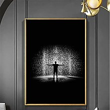 N/A 3D Printing Canvas Painting Modern Nordic