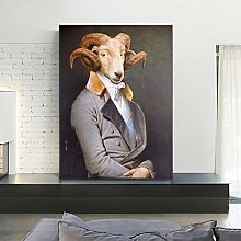 N/A 3D Printing Canvas Painting Wall Art