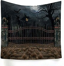 N / A Tapestry Wall New Halloween Tapestry Wall