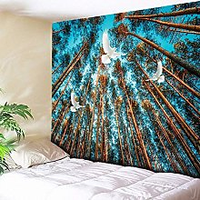N/A Home dormitory wall decoration tapestry