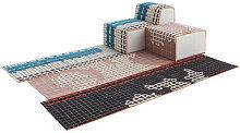 n° 1 Bandas Modular sofa - 1 rug + 1 pouf Small +