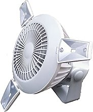 "N/A"" LED tent light with electric fan"