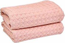 N\A 2 Pack Cotton Tea Towels Kitchen Dish Cloth